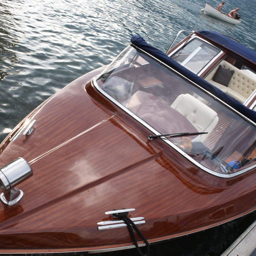 Taxi Boat Lake Como